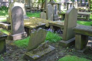 Friedhof, Aberdeen