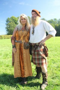Charlie and the Highland Lassie, 2015