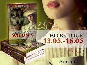 Blogtour Gefangene der Wildnis