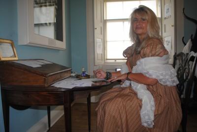Ein Tag im Leben von Jane Austen, Georgian House, Edinburgh